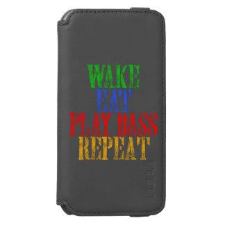 Capa Carteira Incipio Watson™ Para iPhone 6 O acordar come a repetição BAIXA do JOGO