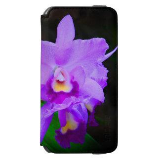 Capa Carteira Incipio Watson™ Para iPhone 6 orquídea de Cattleya da caixa da carteira do