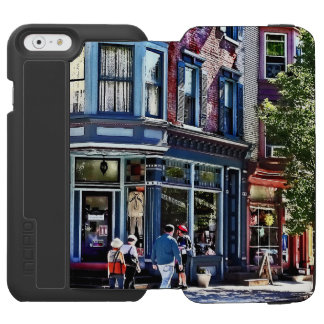 Capa Carteira Incipio Watson™ Para iPhone 6 Pa de Jim Thorpe - compra da janela