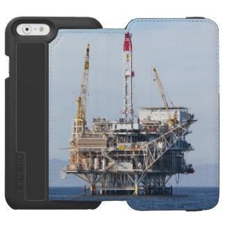 Capa Carteira Incipio Watson™ Para iPhone 6 Plataforma petrolífera