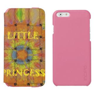 Capa Carteira Incipio Watson™ Para iPhone 6 Princesa pequena Bonito Fantástico Feminino
