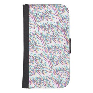 Capa Carteira Para Galaxy S4 NewYork, urbano, StreetArt, EUA, design, NYC,