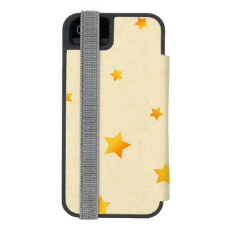 "Capa Carteira para iPhone 5/5s ""Estrelas"" Capa Carteira Incipio Watson™ Para iPhone 5"
