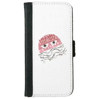 Capa Carteira Para iPhone 6/6s Caixa da carteira de IPhone 6/6s do pente das