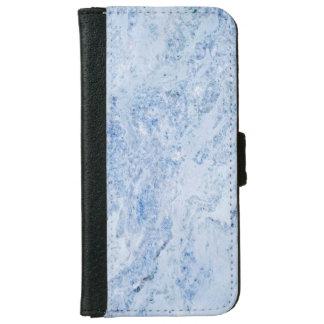 Capa Carteira Para iPhone 6/6s Caixa de pedra natural da carteira do teste padrão