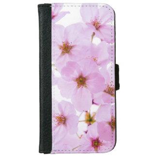 Capa Carteira Para iPhone 6/6s Flores da flor de cerejeira em Tokyo Japão
