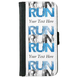 Capa Carteira Para iPhone 6/6s FUNCIONAMENTO customizável x 3 corredores