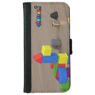 Capa Carteira Para iPhone 6/6s Hadali brinca - Pegasus 1 caixa da carteira do