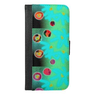 Capa Carteira Para iPhone 6/6s Plus ARTE GROOVY Design©2016
