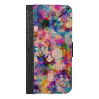 Capa Carteira Para iPhone 6/6s Plus caixa da carteira do iPhone 6, caixa da carteira