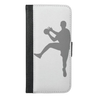 Capa Carteira Para iPhone 6/6s Plus Handball