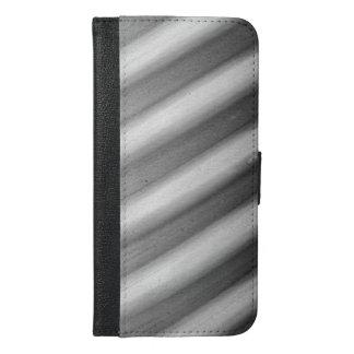 Capa Carteira Para iPhone 6/6s Plus iPhone 6/6s do design da tubulação da sargeta mais