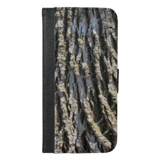 Capa Carteira Para iPhone 6/6s Plus iPhone 6/6s do design do latido de árvore mais o