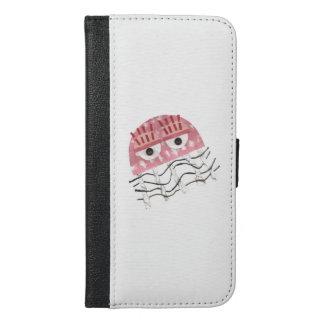 Capa Carteira Para iPhone 6/6s Plus Pente IPhone 6/6s das medusa mais a caixa da