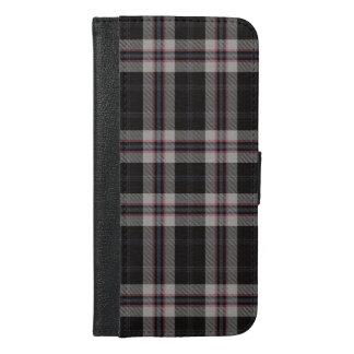 Capa Carteira Para iPhone 6/6s Plus Xadrez do na Beinne de Airigh do Loch
