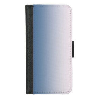 Capa Carteira Para iPhone 8/7 Inclinação azul escuro