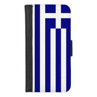 Capa Carteira Para iPhone 8/7 iPhone 7/8 de caixa da carteira com a bandeira da