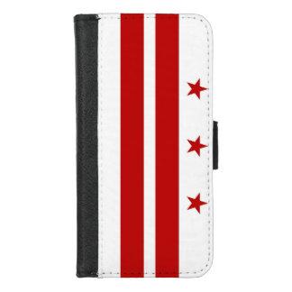 Capa Carteira Para iPhone 8/7 iPhone 7/8 de caixa da carteira com bandeira do