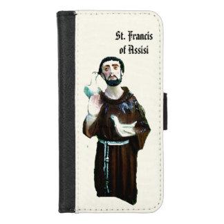 Capa Carteira Para iPhone 8/7 iPhone de St Francis 8/7 de caixa da carteira