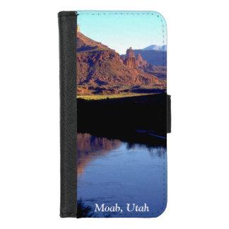 Capa Carteira Para iPhone 8/7 Moab Utá