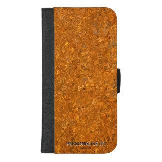 Capa Carteira Para iPhone 8/7 Plus Camuflagem urbana