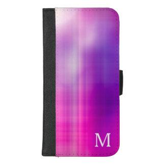Capa Carteira Para iPhone 8/7 Plus Design colorido na moda