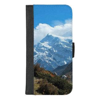 Capa Carteira Para iPhone 8/7 Plus Galáxia Samsung de Iphone do MODELO de DIY