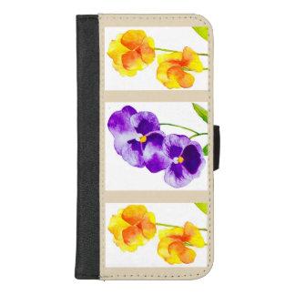 """Capa Carteira Para iPhone 8/7 Plus """"O partido do amor perfeito"""" em uma caixa da"""