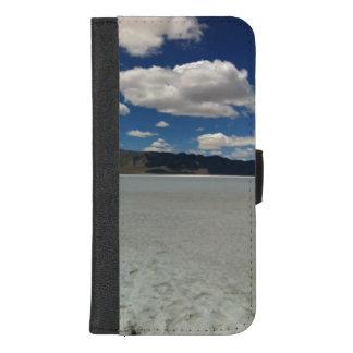 Capa Carteira Para iPhone 8/7 Plus Paisagem dos apartamentos de sal de Utá