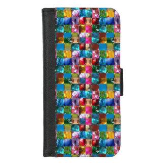 Capa Carteira Para iPhone 8/7 Tipo de dispositivo: iPhone 8/7 de caixa da