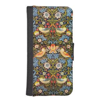 Capa Carteira Para iPhone SE/5/5s Caixa da carteira do iPhone 5/5S dos ladrões da