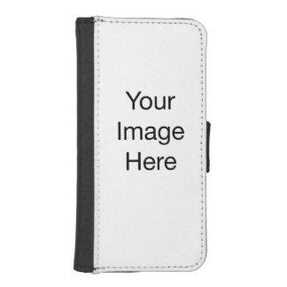 Capa Carteira Para iPhone SE/5/5s Criar seus próprios