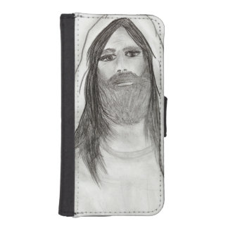 CAPA CARTEIRA PARA iPhone SE/5/5s JESUS QUE ESTÁ II