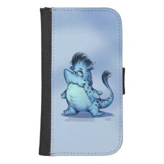 Capa Carteira Para Samsung Galaxy S4 Caixa ESTRANGEIRA AFIADA da carteira da galáxia S4