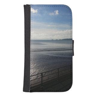 Capa Carteira Para Samsung Galaxy S4 Caixa Sunpyx da carteira da galáxia S4 do verão de