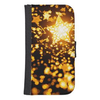 Capa Carteira Para Samsung Galaxy S4 Estrelas do vôo
