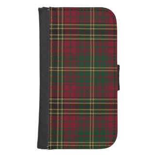 Capa Carteira Para Samsung Galaxy S4 Xadrez de Achnacloich do Loch