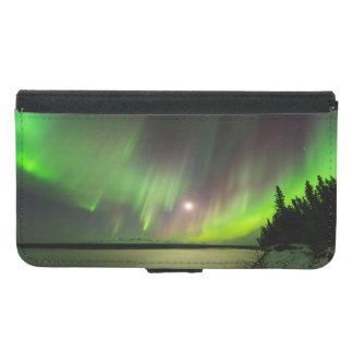 Capa Carteira Para Samsung Galaxy S5 Aurora majestosa