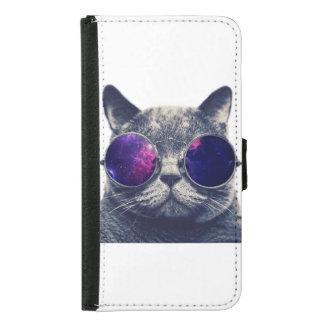 Capa Carteira Para Samsung Galaxy S5 Caixa da carteira da galáxia S5