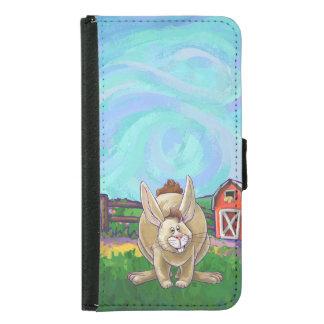 Capa Carteira Para Samsung Galaxy S5 Eletrônicos do coelho