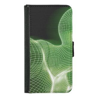 Capa Carteira Para Samsung Galaxy S5 Estilo de vida da ciência da tecnologia da