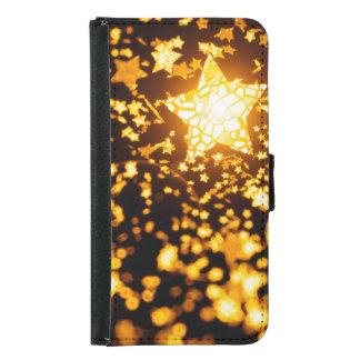 Capa Carteira Para Samsung Galaxy S5 Estrelas do vôo