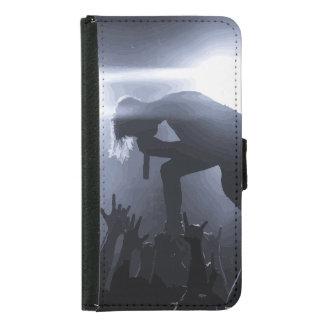 Capa Carteira Para Samsung Galaxy S5 Grite-o para fora!