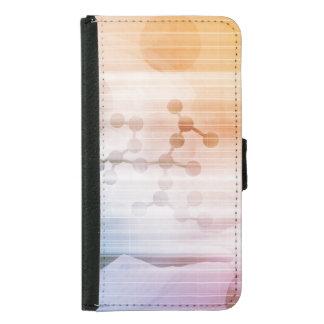 Capa Carteira Para Samsung Galaxy S5 Investigação e desenvolvimento com doutor Visão
