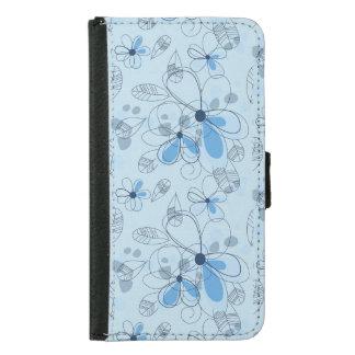 Capa Carteira Para Samsung Galaxy S5 iPhone 8/7 de caixa da carteira