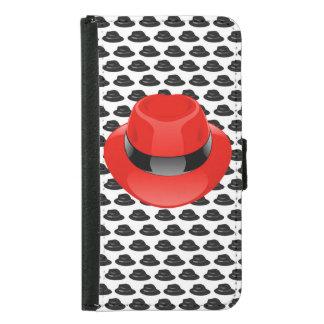 Capa Carteira Para Samsung Galaxy S5 Poço protegido