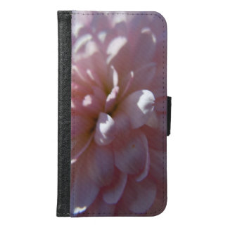 Capa Carteira Para Samsung Galaxy S6 Mãe cor-de-rosa bonita