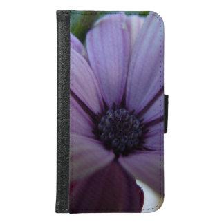 Capa Carteira Para Samsung Galaxy S6 Margarida doce da lavanda