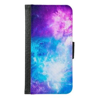 Capa Carteira Para Samsung Galaxy S6 O céu da criação