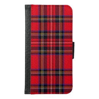 Capa Carteira Para Samsung Galaxy S6 Stewart real
